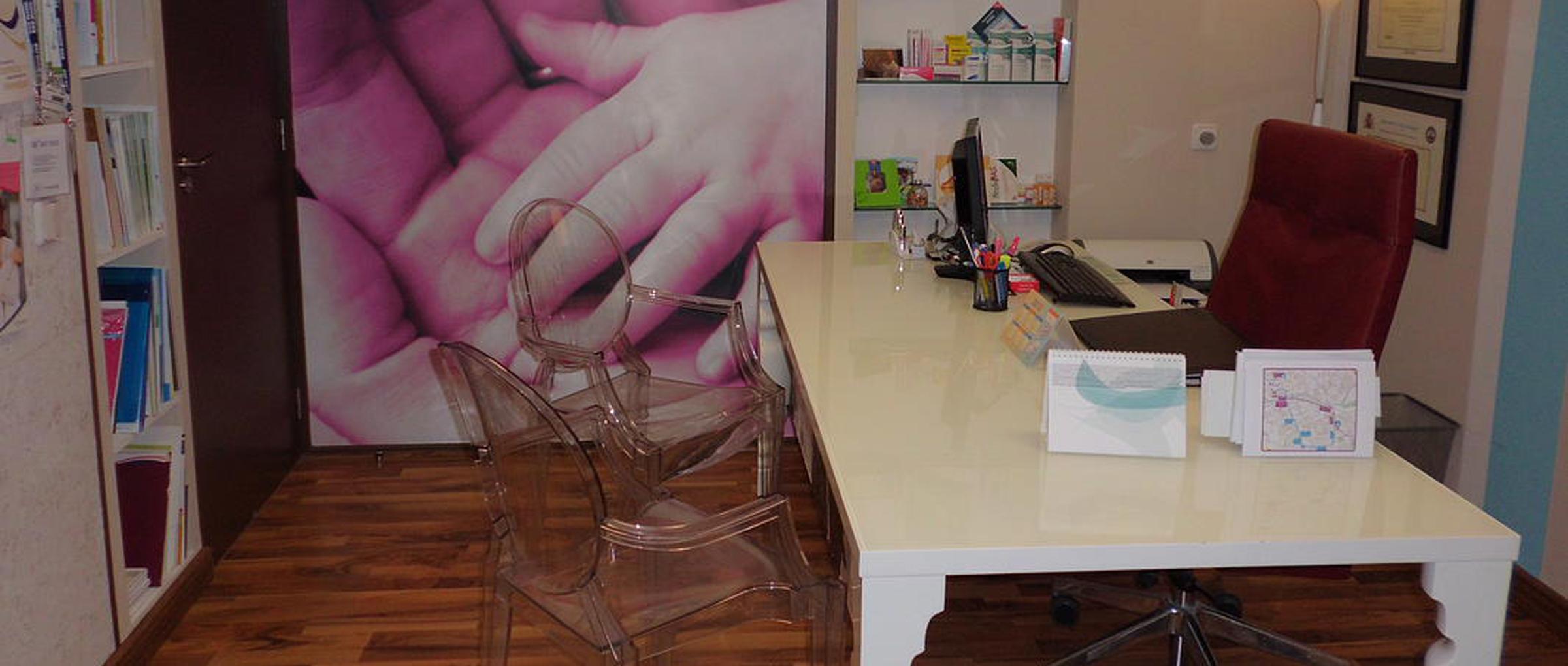 Consulta ginecológica y reproductiva Imar