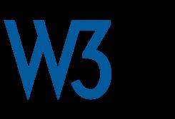 certificación W3C