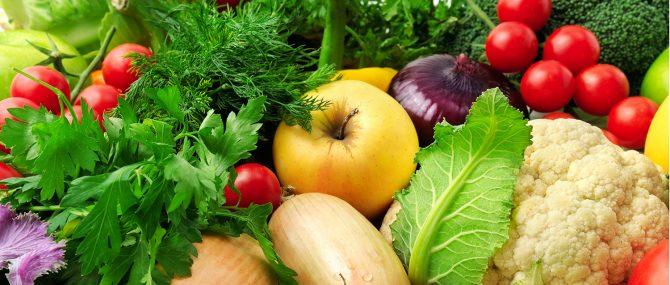 Imagen: 5 piezas de fruta y verdura al día