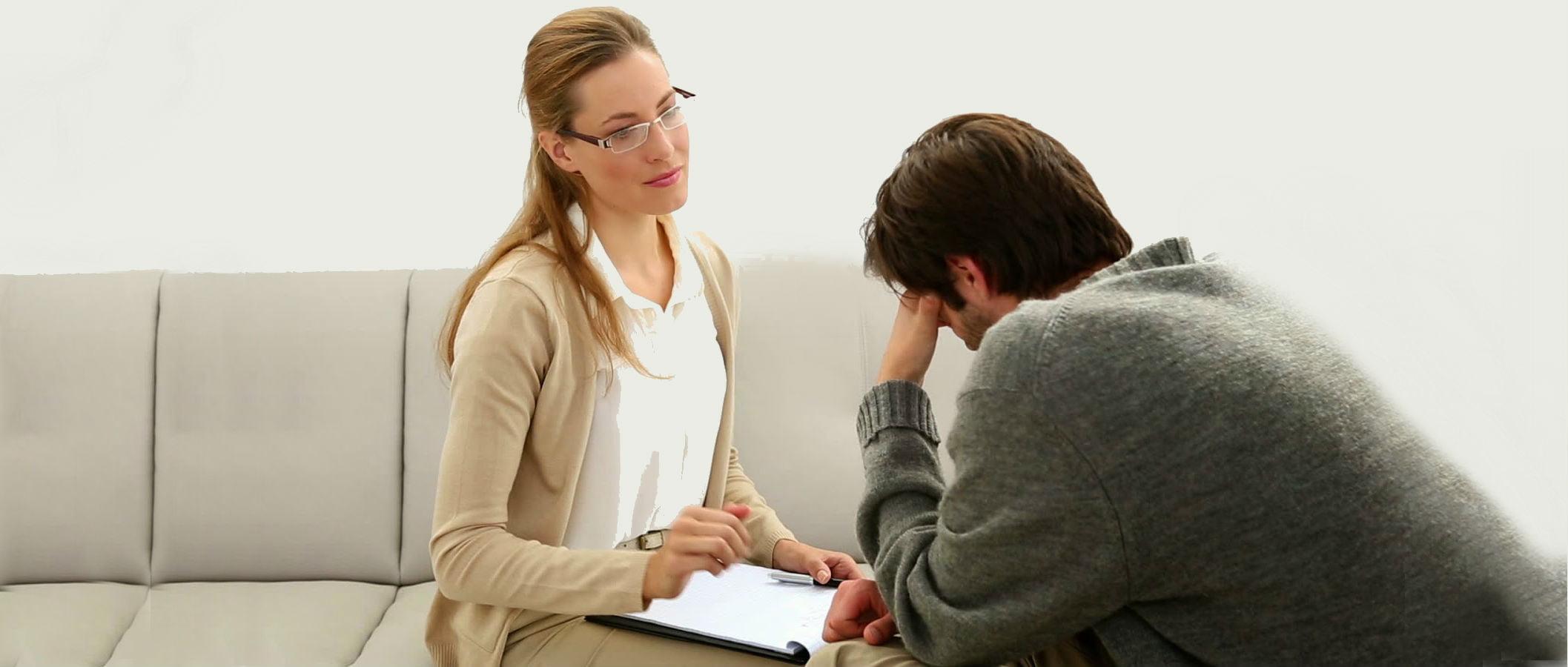 Acudir al psicólogo