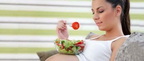 Kilos aumentados durante el embarazo