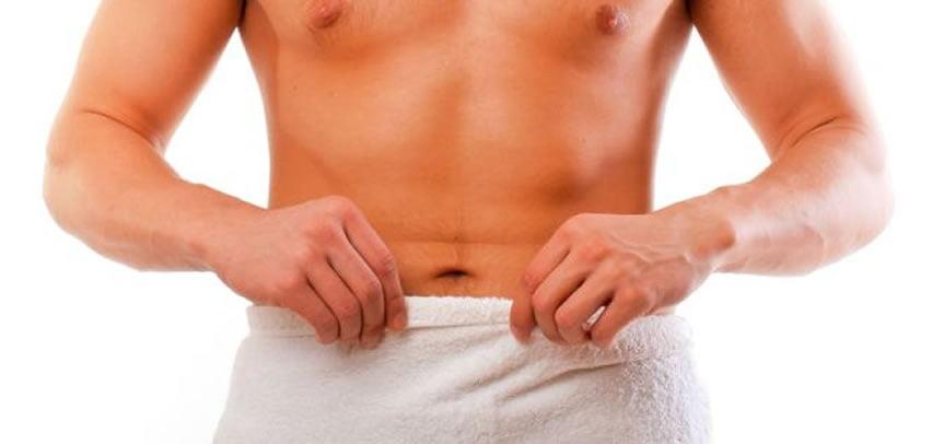Palpación testicular