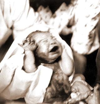 Bebés que nacen de camino al hospital