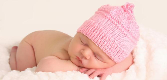 Cuidados del bebé en invierno