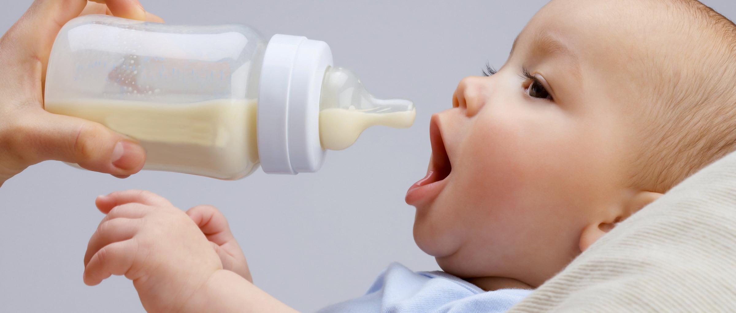 Lactancia del bebé
