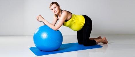 Beneficios al hacer Pilates embarazada