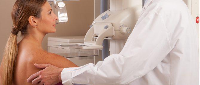 Imagen: Mamografía