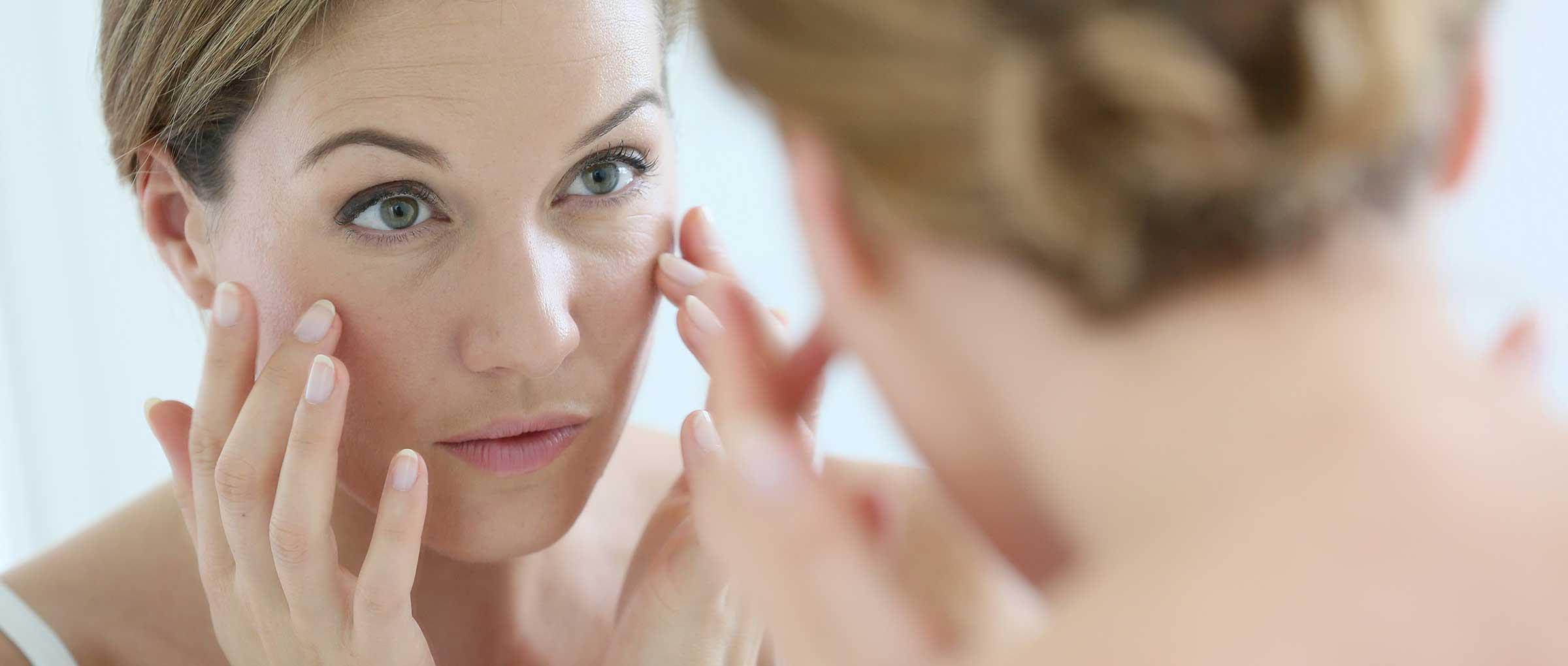 Cambios estéticos en la piel