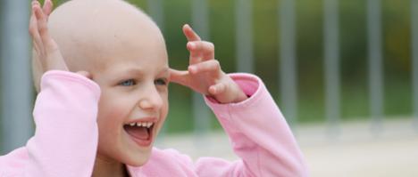 Riesgo de cáncer en niños