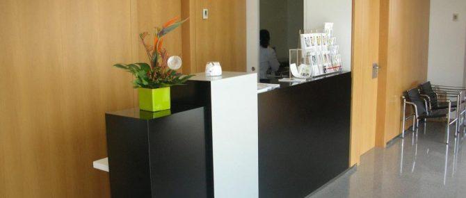 Centro Bernabeu instalaciones