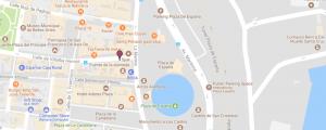 Centro Madre mapa