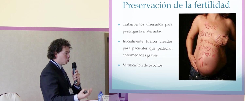"""Ponencia de Iegra Tres Torres: """"Estudio de la fertilidad y la reserva ovárica"""", en inviTRA 2014"""