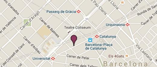 Grupo EVA en Barcelona