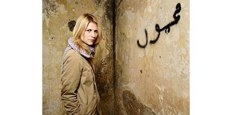 Claire Danes embarazada durante Homeland