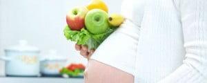 Dieta sana durante el embarazo