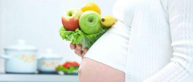 Conseguir un embarazo sano
