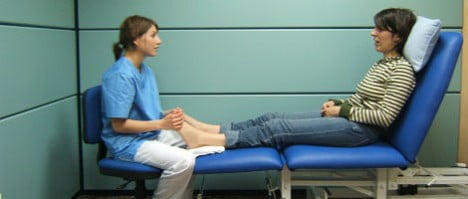 Reflexoterapia en la infertilidad