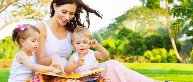 Cómo cuidar al hijo de tu pareja