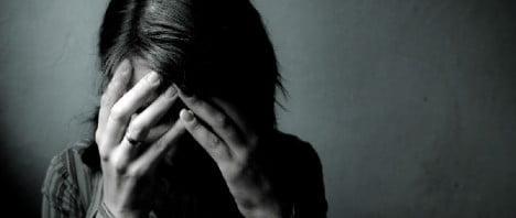 La situación de depresión