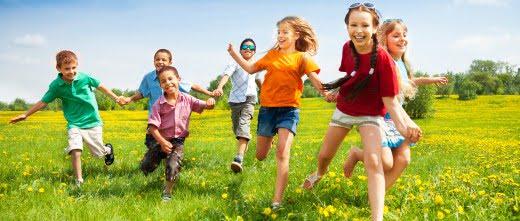 Dieta sana en la infancia