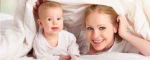 Compartir cama con los padres