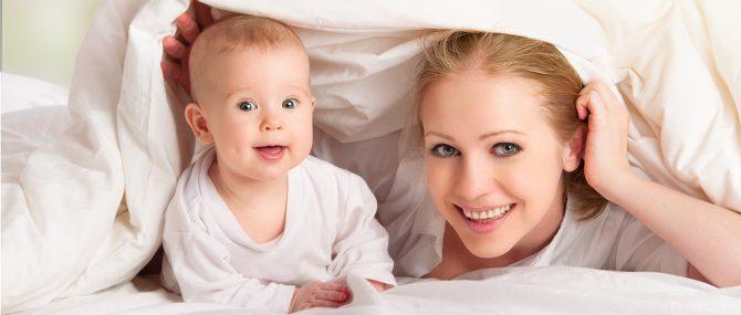 Imagen: Compartir cama con los padres