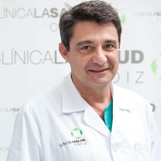 Dr. Alejandro González Rodríguez.