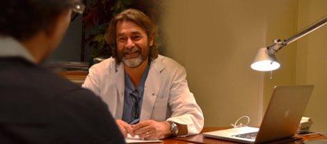 Ruiz Romero, director médico de Fertilab y jefe de andrología del centro.