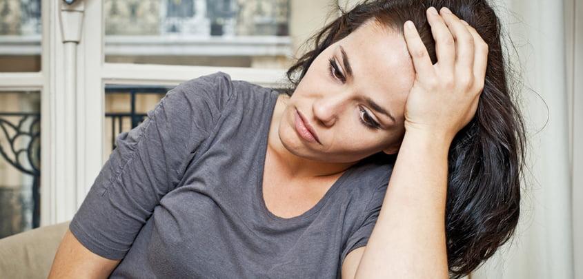 Efectos negativos de la depresión no tratada en el feto