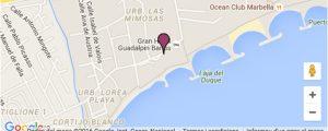 El Centro de la Fertilidad de Marbella mapa