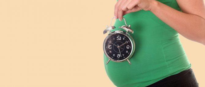 Imagen: El momento idóneo para la maternidad