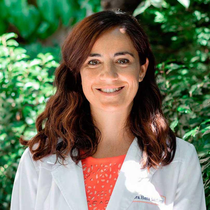 Dra. Elena de Santiago Romero