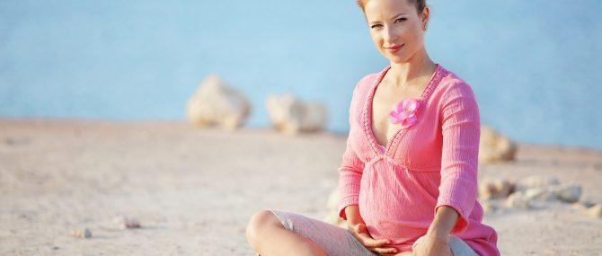 Imagen: Cuidados en la embarazada