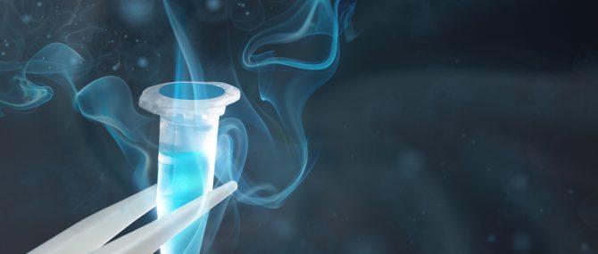 Imagen: Congelación de embriones