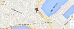 Mapa clínica doctor Enciso