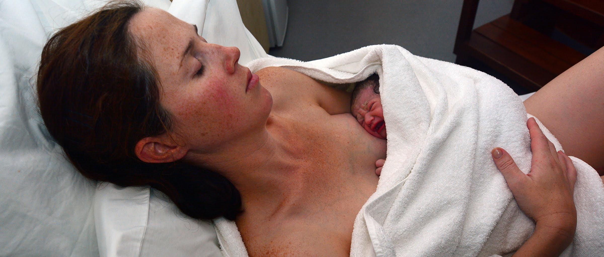 Seguridad del parto en casa