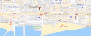 FIV Marbella mapa