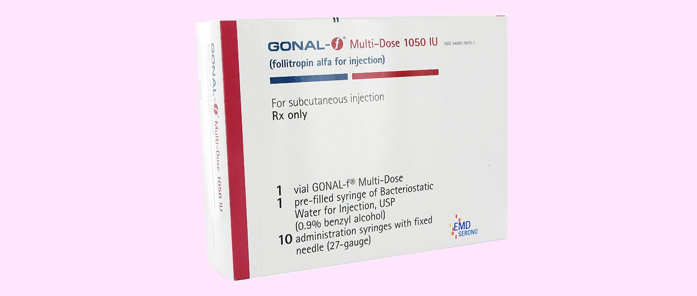 Gonal f 1050