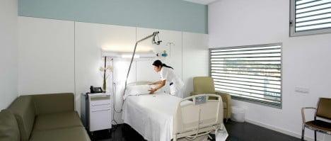Centro de reproducción del Hospital Quirónsalud Barcelona