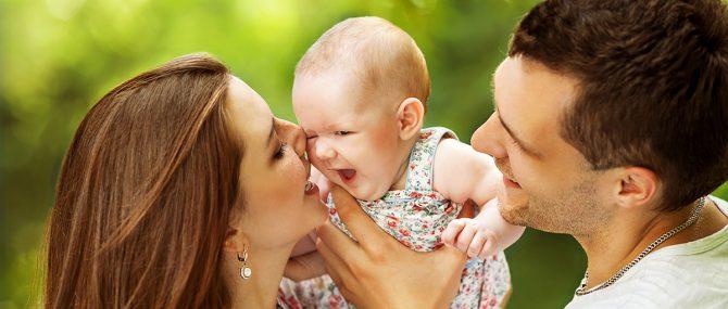 Imagen: Los factores epigenéticos se transmiten a los hijos