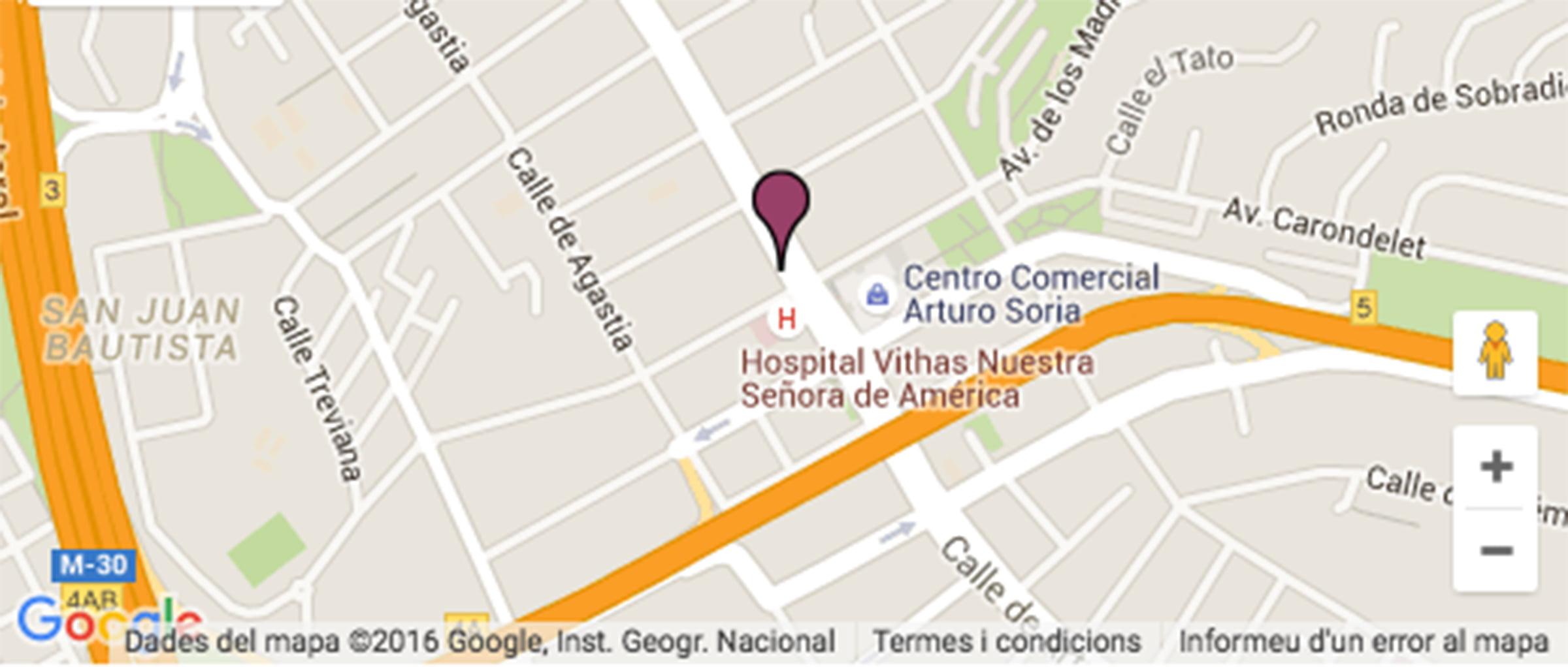 Hospital Vithas Nuestra Señora de América
