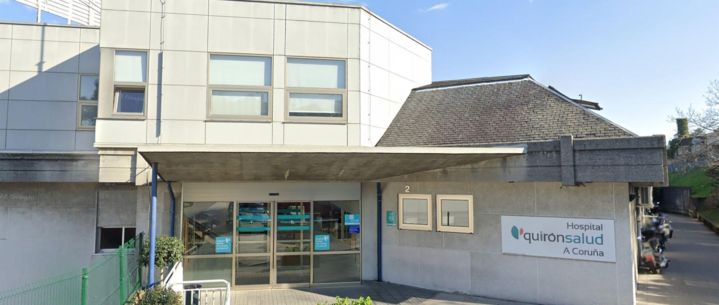 Hospital Quirónsalud A Coruña