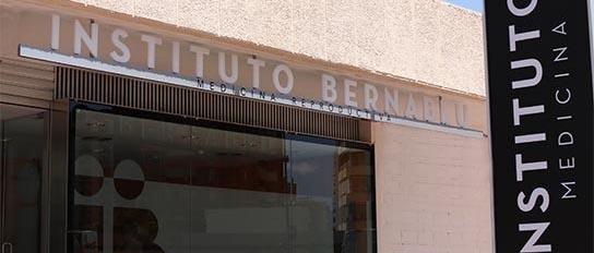 Centro de reproducción asistida Bernabeu situada en Benidorm