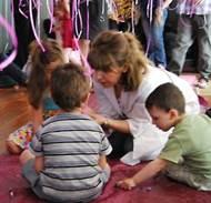 ¿QUIERES SABER COMO AYUDAMOS A LAS MAMÁS A TENER BEBÉS? II Taller para niños de 3-7 años en IMF