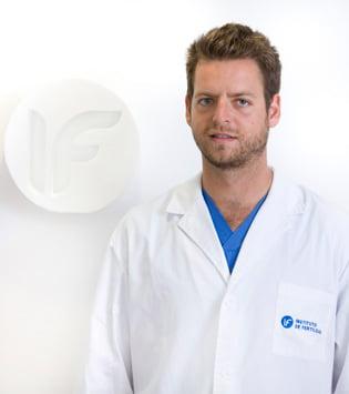 Embriólogo Ignacio Landaburu