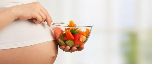 Aumento de peso en cada etapa del embarazo