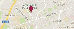 Centro de reproducción asistida en Barcelona