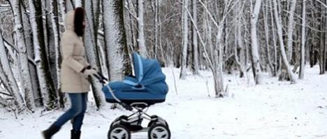 Frío y bebé