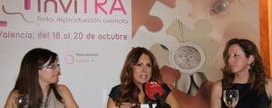 Jacqueline De La Vega apadrina inviTRA