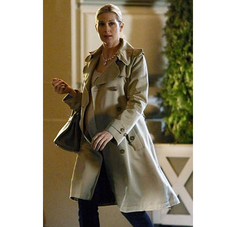 Kelly Rutherford embarazada durante Gossip Girl